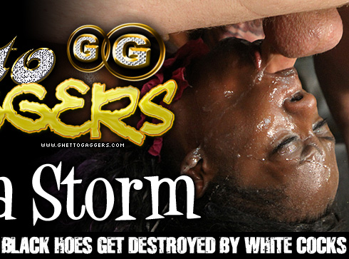 Ghetto Gaggers Zahara Storm Video